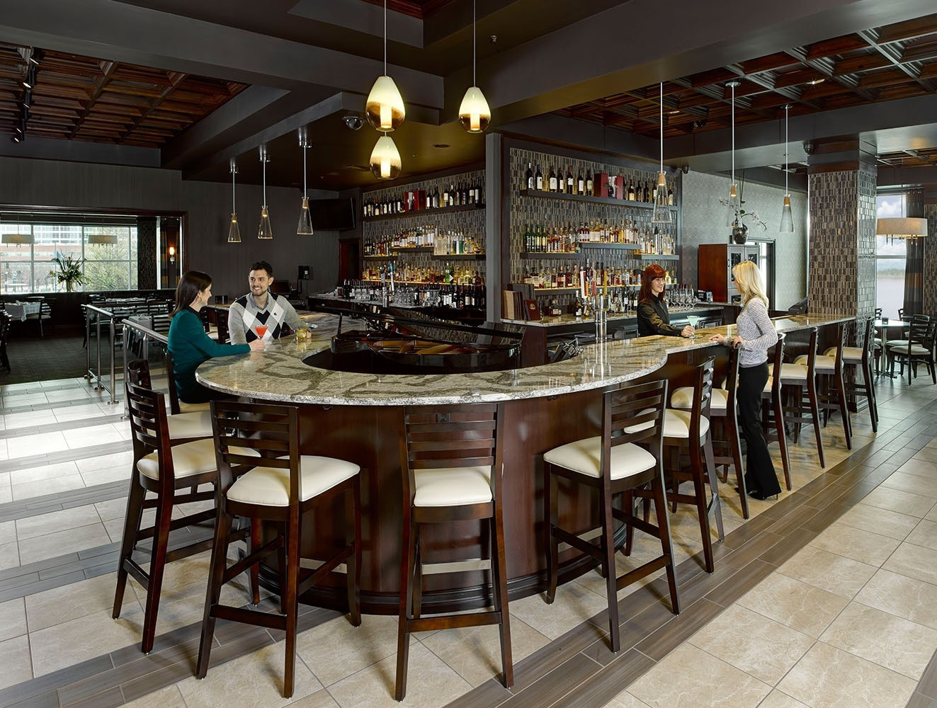 Tropicana Evansville Cavanaugh S Renovation Interior Design Services Hafer